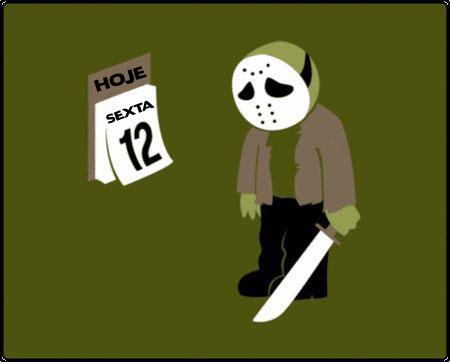 Pobre Jason, não foi dessa vez.