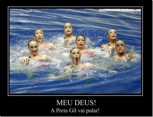 Preta Gil - MEDO!!!