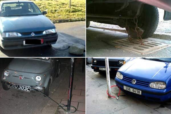 Segurança para carro